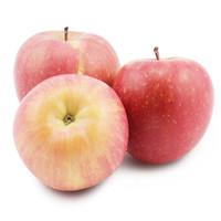 宜果生鲜 陕西红富士苹果 应季水果京东生鲜多规格 带箱10斤净重8.8斤左右
