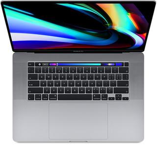 Apple 苹果 MacBook Pro(2019款)16英寸笔记本电脑