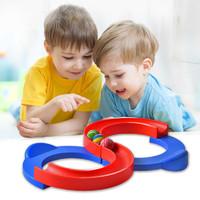 抖音同款益智88轨道儿童八字专注力玩具