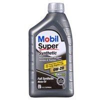 Mobil 美孚 全合成机油 速霸0W-20 SN 1Qt 美国原装进口 *13件