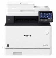 Canon 佳能 imageCLASS MF741Cdw 彩色激光打印一体机