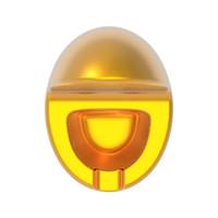 耐威克纪念版纯黄金马桶1000g 猫狗通用厕所