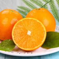 湖南麻阳冰糖橙 甜脐橙 5斤 *2件