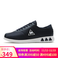 乐卡克法国公鸡织物透气休闲运动鞋男女CMT-191321/22/23/24 暮蓝 42