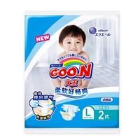 大王 (GOO.N) 婴幼儿环贴式纸尿裤 维E系列L4 +凑单品
