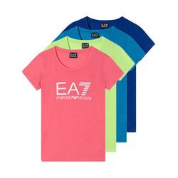 EA7女式短袖T恤