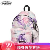 EASTPAK2018新款 经典620系列 欧美风时尚潮包学院风背包防泼水双肩包 粉红色 EK62099P