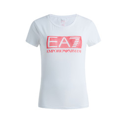 EMPORIO ARMANI阿玛尼EA7女士休闲短袖圆领T恤3ZTT46-TJ29Z