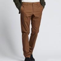 UNIQLO 优衣库 418916 男装修身无褶长裤
