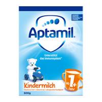 原装进口 德国爱他美(Aptamil) 幼儿配方奶粉 1+段(12-24个月) 纸盒装 600g