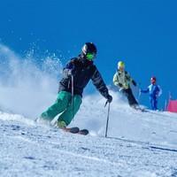 张家口密苑云顶乐园滑雪票 4小时/1天/1.5天/2天 可选含雪具