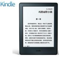 kindle 入门版 电子书阅读器 6英寸 4GB