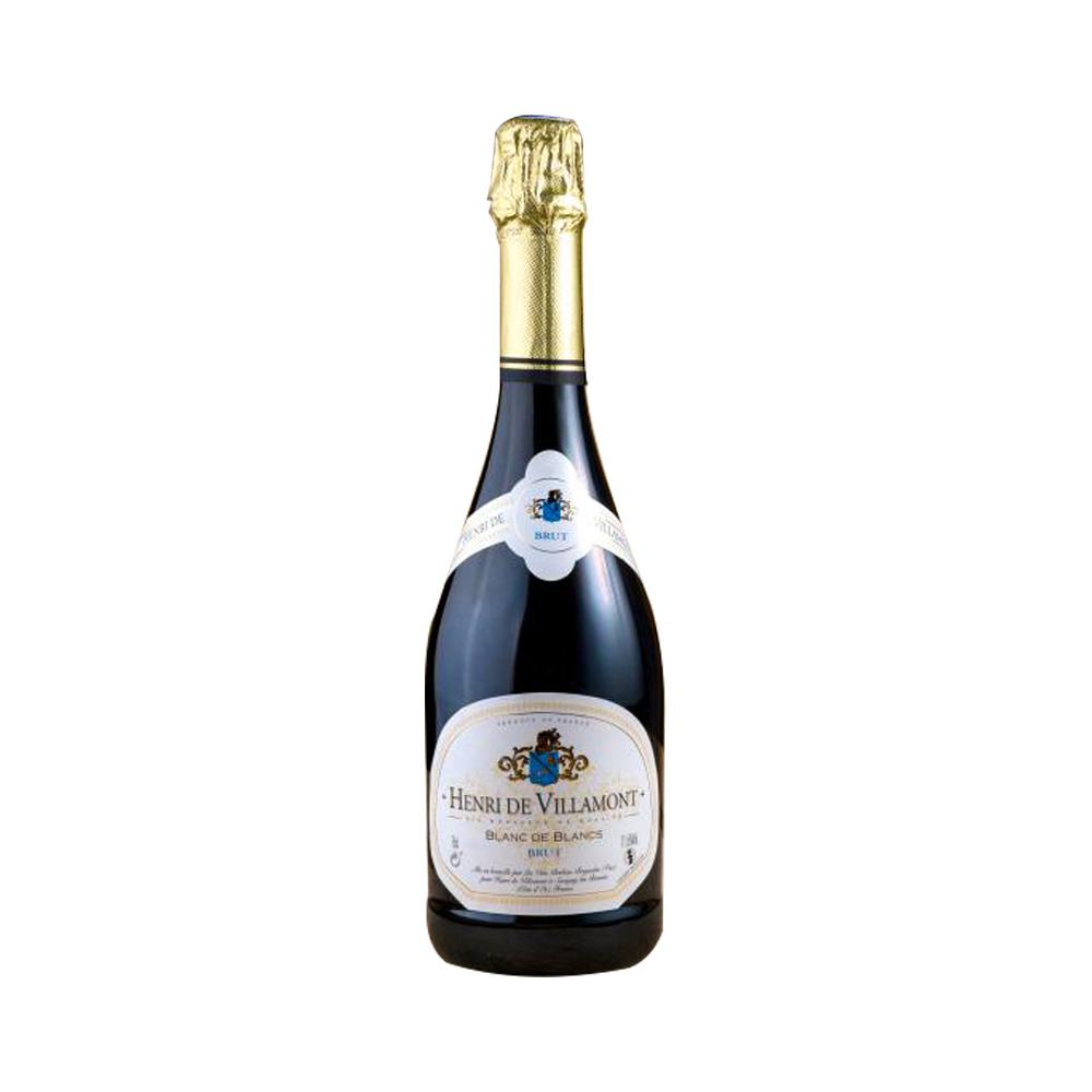 88会员惠买全世界法国进口勃艮第维拉梦白中白精选气泡葡萄酒 *7件