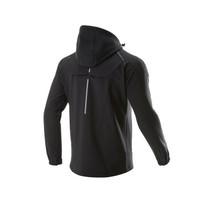 bmai 必迈 FRWE003-1 男士跑步训练防风保暖夹克 夜空黑 XL