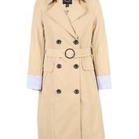 ONLY 118136502 女士中长款风衣外套