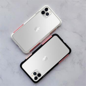 太乐芬 苹果iPhone11 Pro Max 全包保护套 白玫瑰
