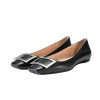 考拉工厂店 女士平底鞋 *2件