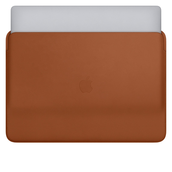 Apple 苹果 MacBook Pro 16英寸 皮革保护套 鞍褐色