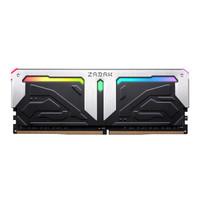 扎达克(ZADAK)DDR4 3600 16GB (8G×2)套装 台式机内存条 SPARK RGB灯条(C18)
