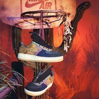 NIKE AIR FORCE 1 LOW/CACTUS JACK 男子运动鞋