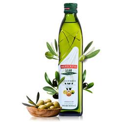 西班牙进口 品利 (MUELOLIVA) 特级初榨橄榄油食用油 500ml *3件