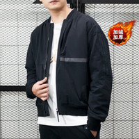 adidas 阿迪达斯 FJ0246 男士夹克外套 黑色 M/175/96