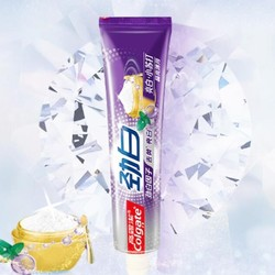 高露洁 劲白小苏打牙膏 120g*2 送牙膏 40g*4 或牙刷