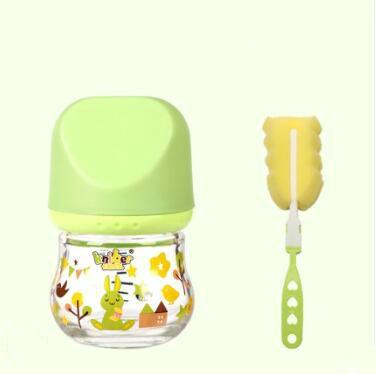 卡尼贝儿 婴儿玻璃奶瓶0-3个月专用