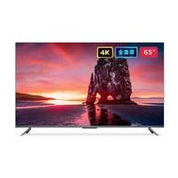 小米电视5 65英寸  4K超高清 全面屏 内置小爱 3+32GB  人工智能网络平板电视 L65M6-5