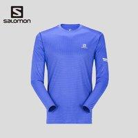 Salomon 萨洛蒙 男士长袖T恤