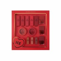 3CE RED RECIPE情调配方假日限量版礼盒 (有效期:2020/4/1)