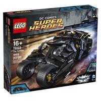 LEGO 乐高 积木玩具 Superheroes系列 76023 蝙蝠侠 The Tumbler(已停产)