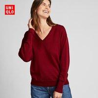 UNIQLO优衣库 421710  女士针织衫