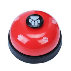TOM CAT 派可为 狗狗训练器 宠物按铃器 红色 *3件