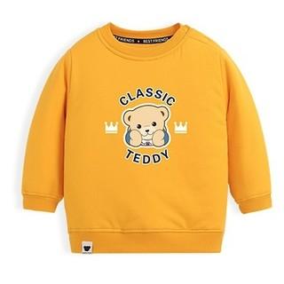 CLASSIC TEDDY 精典泰迪 儿童加厚夹棉卫衣 *2件