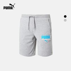 PUMA彪马官方 男子抽绳短裤 STYLE Athletic 852239