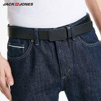 JACK JONES 杰克琼斯 21915O515 男士牛皮革皮腰带