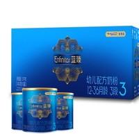 美赞臣蓝臻幼儿配方奶粉3段(12-36月龄)(400克*3)