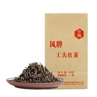 凤牌 滇红茶 浓香型 一级工夫茶 500g