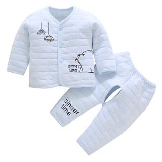 贝乐咿 初生儿保暖内衣套装