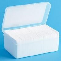 健美创研 一次性化妆棉 1100片 盒装