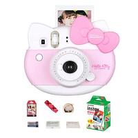 FUJIFILM 富士 mini HelloKitty 自拍相机 + 30张相纸
