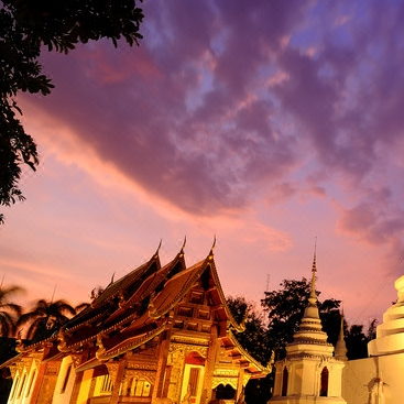 经典行程!全国多地-泰国曼谷+清迈6天5晚自由行