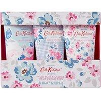 Cath Kidston 野玫瑰柑橘护手霜,30毫升,3间装