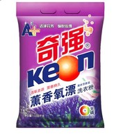 Keon 奇强 薰香氧漂洗衣粉 1068g*3袋 共6.4斤