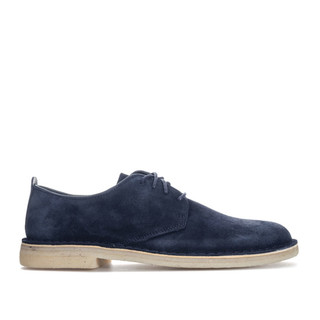 银联专享 : Clarks Originals Desert London Suede 男士休闲鞋
