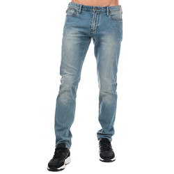 ARMANI Mens J06 Slim Fit Jeans 男士牛仔裤
