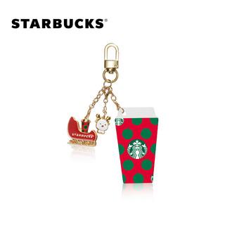 STARBUCKS 星巴克 红杯波点款 红杯字母款 绿杯