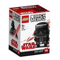 乐高LEGO方头仔系列小颗粒积木男孩女孩塑料拼插玩具 41619 达斯·维德