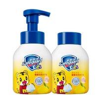 舒肤佳(Safeguard )泡泡洗手液香柚280ml+280ml补充装